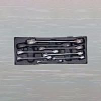 8PCS FLARE NUT WRENCH - PS TRAY