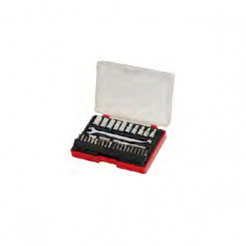 """34PCS 1/4""""DR. DOLPHIN WRENCH SET"""